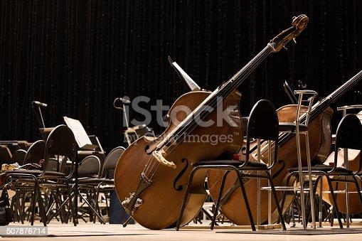 istock Instruments Symphony Orchestra 507876714
