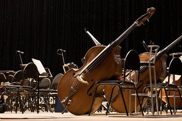 Instrumente Symphonie Orchester – Foto