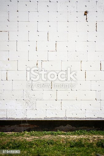 istock Insulated wall 519489063