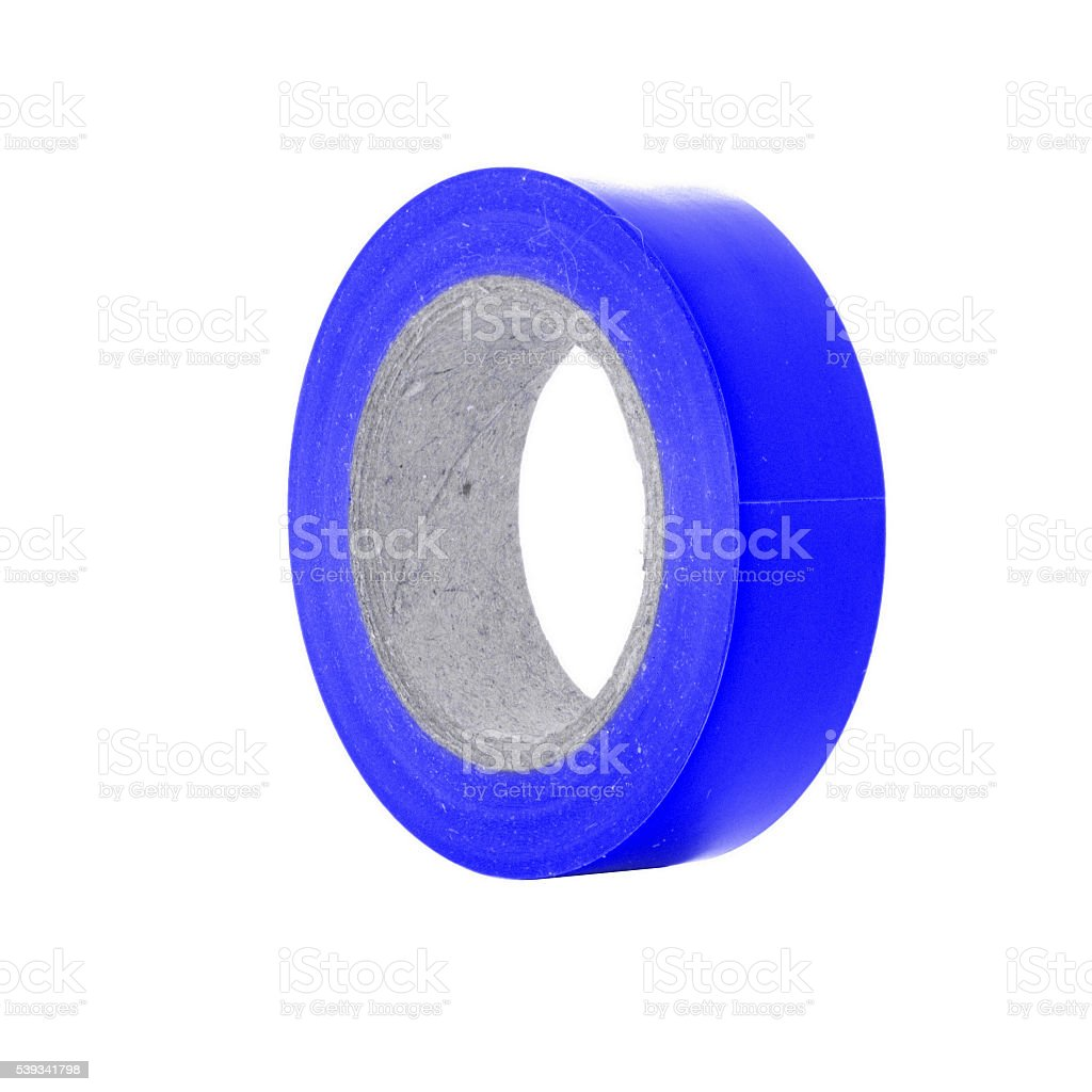 Insulation coil stock photo