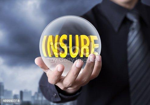 istock Insurance concept 469990318