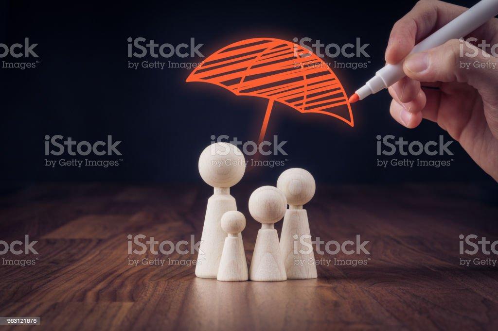 Versicherung Konzept – Foto