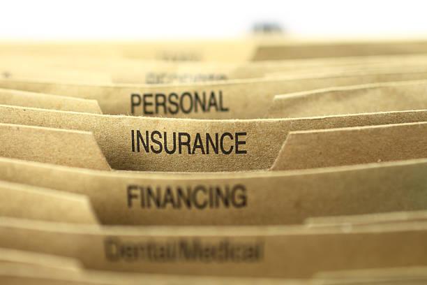 Versicherung Akten – Foto