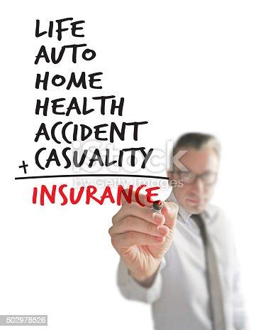 453611003istockphoto Insurance Formula 502978526