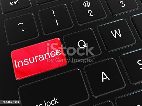istock Insurance 800860634