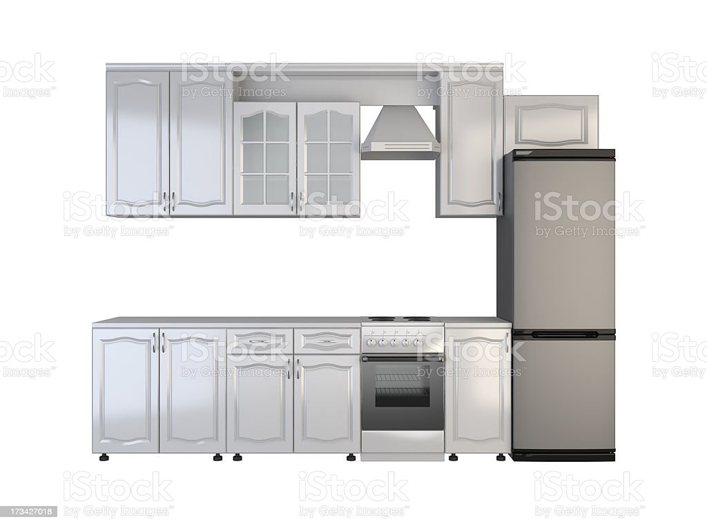 Muebles De Cocina Integral Foto de stock y más banco de ...