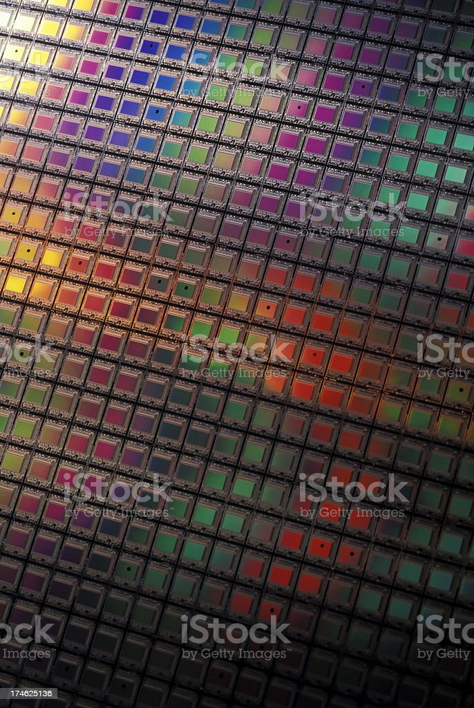 integrated circuit ic royalty-free stock photo