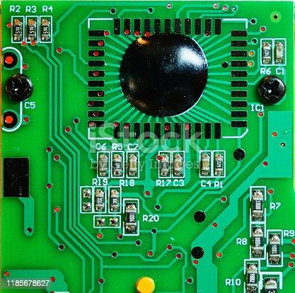901627692istockphoto Integrated circuit 1185678627