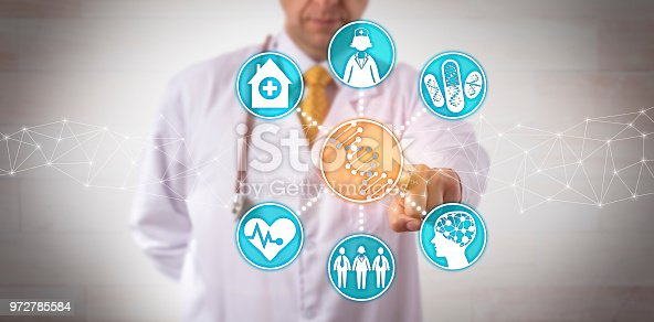 istock Integrating Genomic Data Into Clinical Workflow 972785584