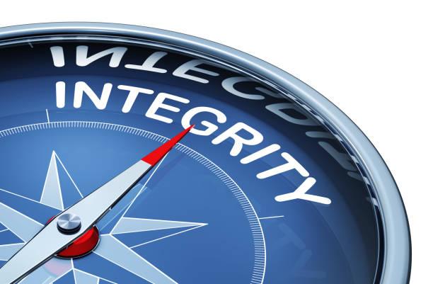 integrity stock photo