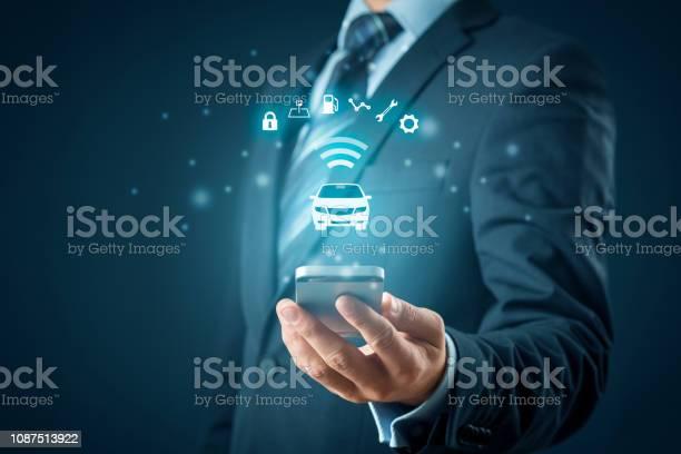 Intelligent car smart phone app concept picture id1087513922?b=1&k=6&m=1087513922&s=612x612&h=dqh9adti e6tcrdtnz afof2lfhjumebepdxavorra4=