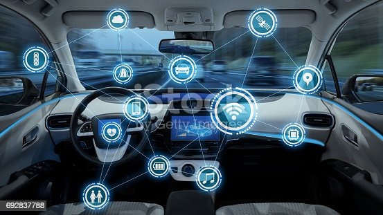 istock intelligent vehicle cockpit and wireless communication network concept 692837788