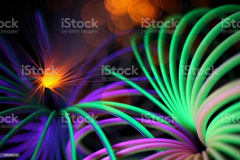 Intense Background stock photo