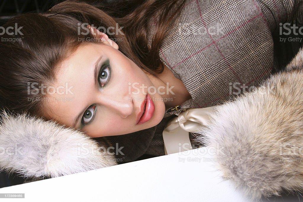 Intense Elegance royalty-free stock photo