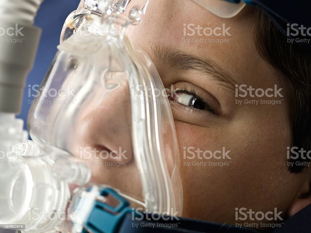 Intensive care royalty-free stock photo