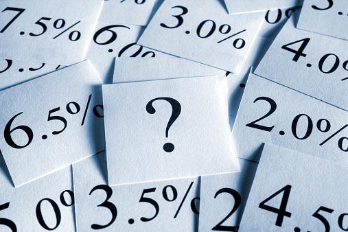 Zinssatz Stockfoto und mehr Bilder von Ersparnisse