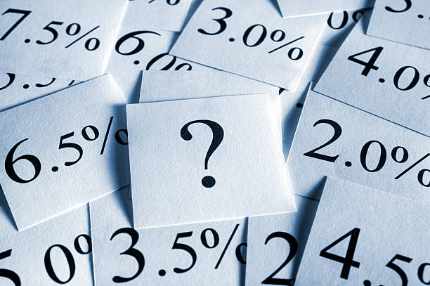 interest rate - interest rate stock photos and pictures