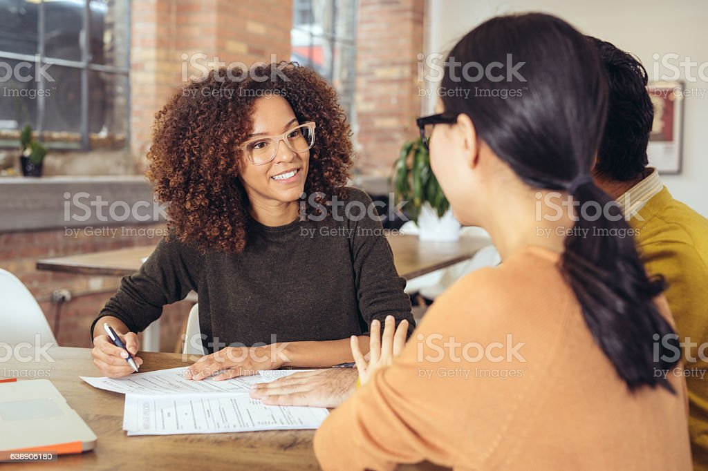 Interest rates for your morthgage stock photo