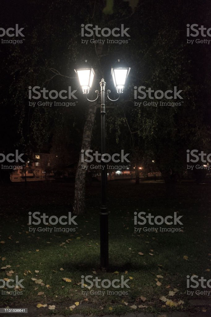 Interesting outdoor lighting lamps used for decor and night lighting.