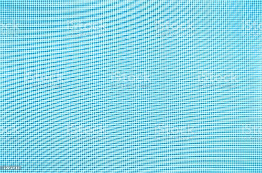 interference pattern on a computer monitor or television screen stock photo