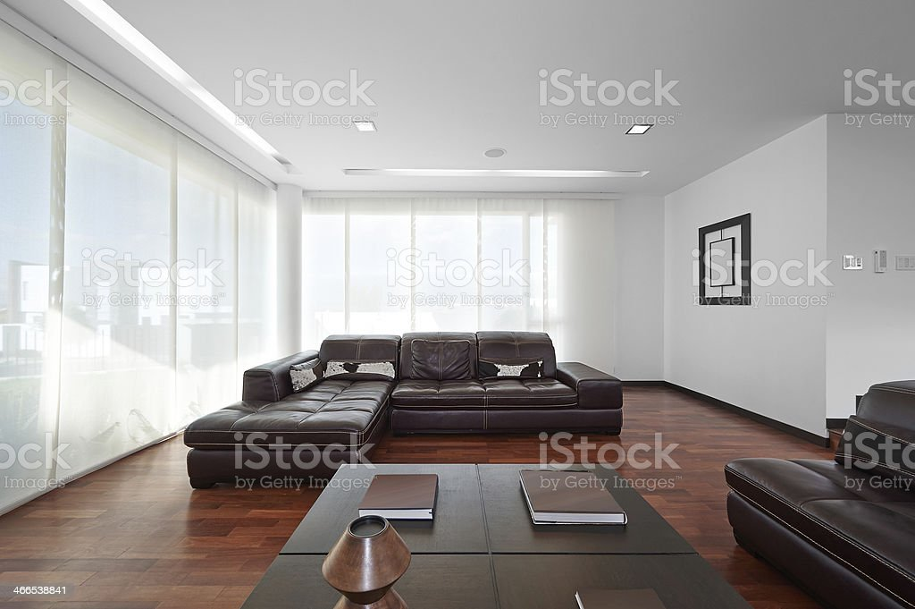 Interio Design Modern Big Living Room Stock Photo U0026 More Pictures Of  Apartment   IStock