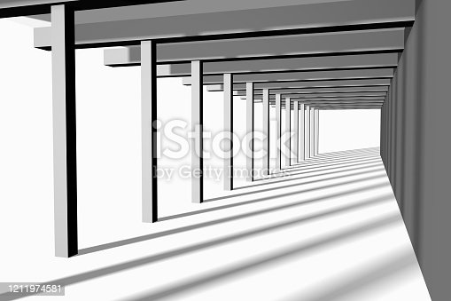 658604764 istock photo Interior 3d rendering 1211974581