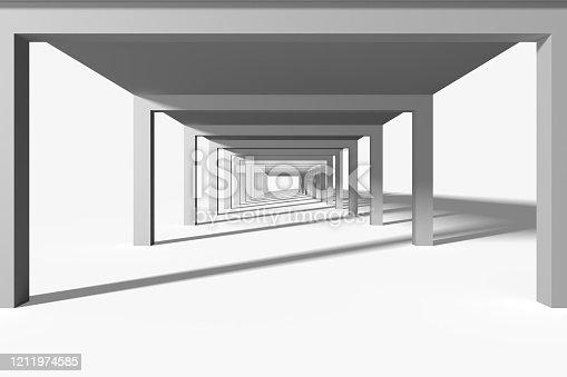 658604764 istock photo Interior 3d rendering 1211974585