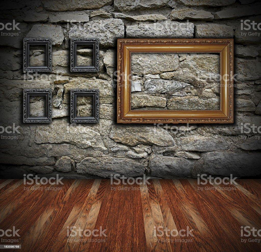 Hintergrund Rahmen Mit Malen Stock-Fotografie und mehr Bilder von ...
