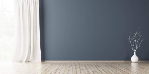 interior background 3d render - space background стоковые фото и изображения