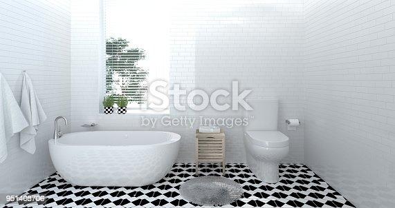 istock interior de cuarto de baño, Aseo, ducha, moderna casa diseño ...