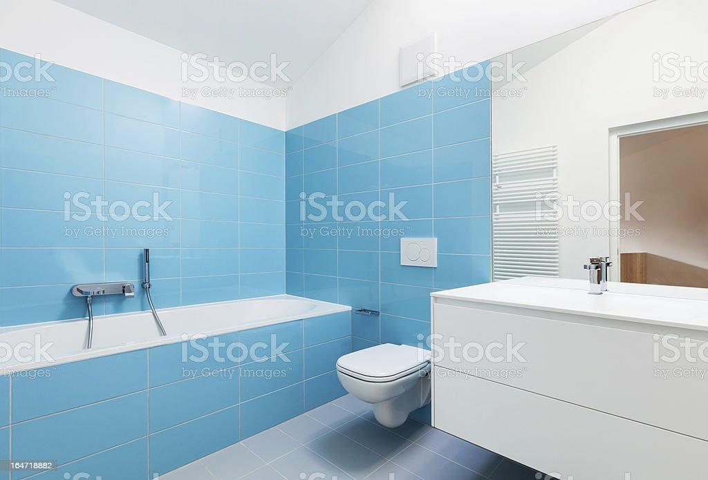 interior beautiful house stock photo