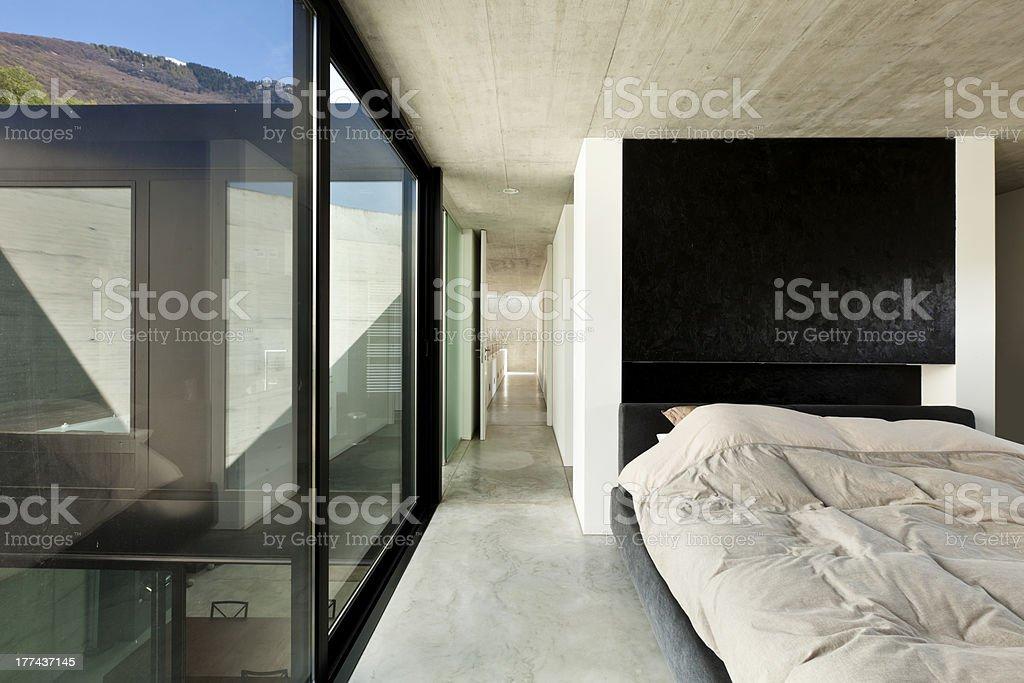 interior, bedroom royalty-free stock photo