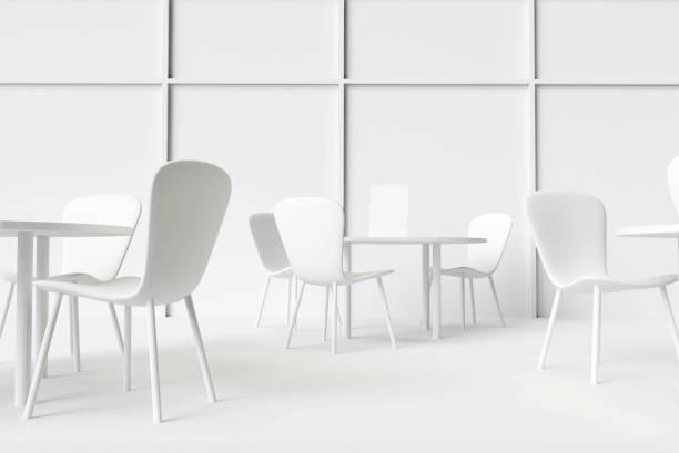Interior cafe or restaurant indoor tables and chairs 3d render picture id1176815599?b=1&k=6&m=1176815599&s=612x612&w=0&h=iyl3f9btqm8ni5drx86z4ayfkl4jmvfn uvjx4kjena=