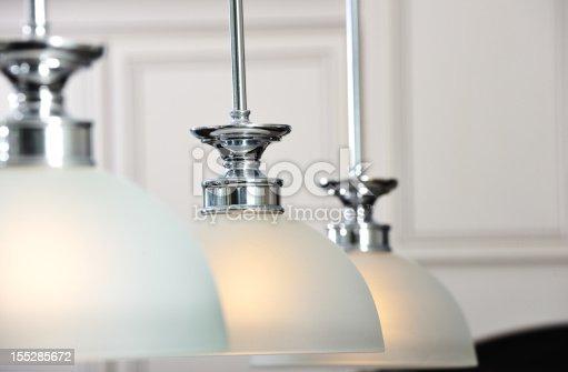 Light Fixtures in Home Interior.