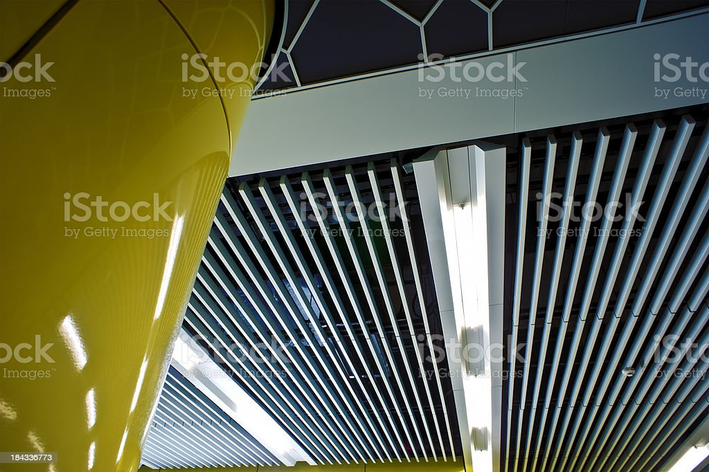 Interior Ceiling royalty-free stock photo