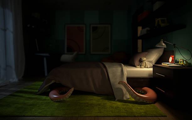 Interior childrens room with a tentacular monster under the bed picture id505918410?b=1&k=6&m=505918410&s=612x612&w=0&h=8zotzneciojdf7eysezvoh1 3sbuoadshbjnek 5bzg=