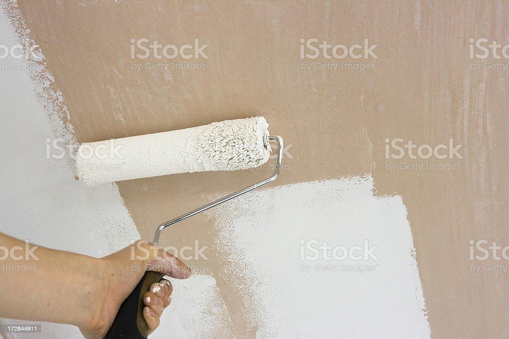Interior Decorating stock photo