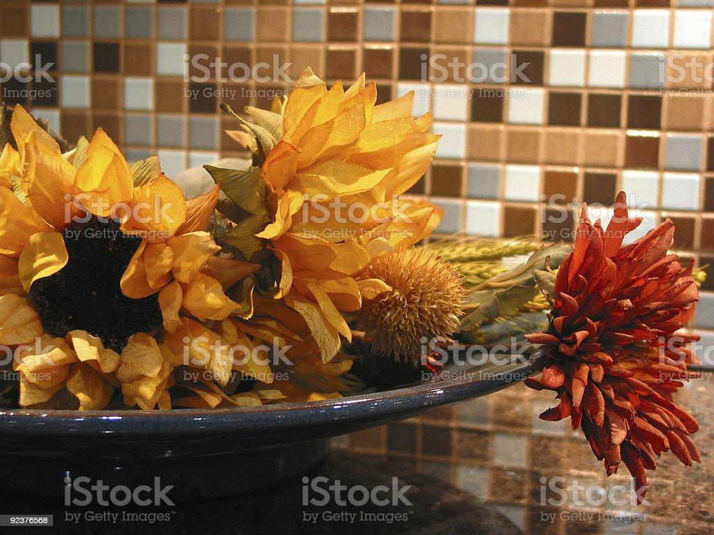 Interior decoration royalty-free stock photo