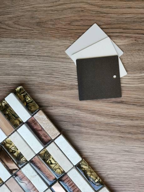 Interior Design Choices stock photo