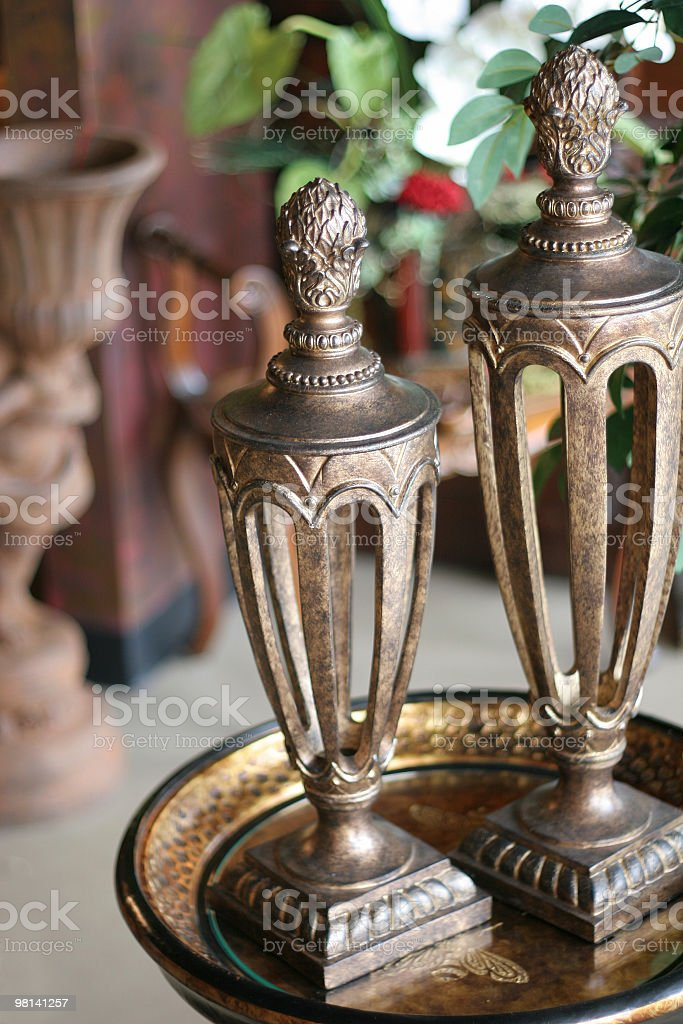 Interior Design Elements royalty-free stock photo