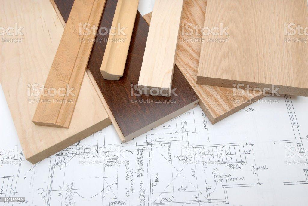design-Holzarbeiten – Foto
