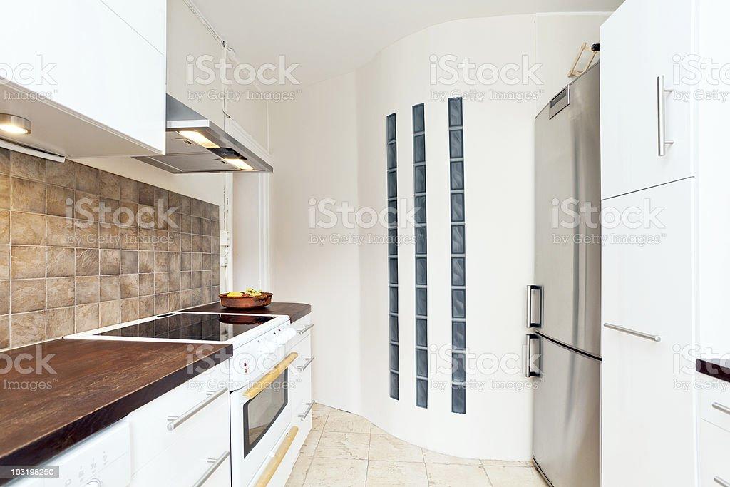interior design modern kitchen royalty-free stock photo