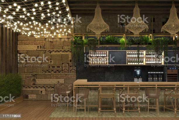 Interior design of a cafe or restaurant ethnic retro style with a bar picture id1171119644?b=1&k=6&m=1171119644&s=612x612&h=q rashqaci6yee1d3qaslt2y5qookff9jvk77gomzzi=