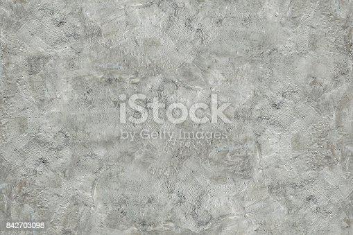 istock interior design on cement and concrete texture background 842703098