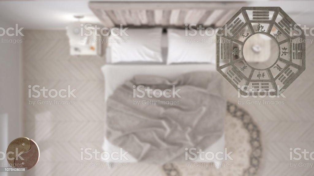 Interior Designprojekt Mit Feng Shui Beratung Schlafzimmer ...