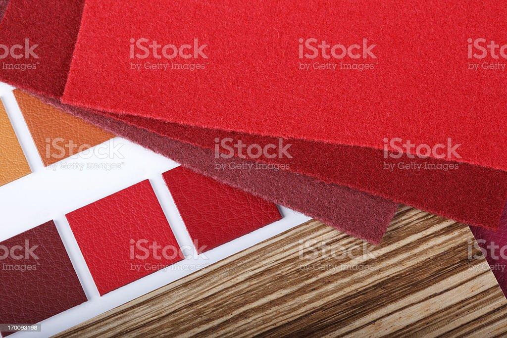 Interior Design Proposal royalty-free stock photo