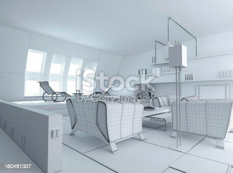 istock Interior Design-Modern Home Improvement 160481307