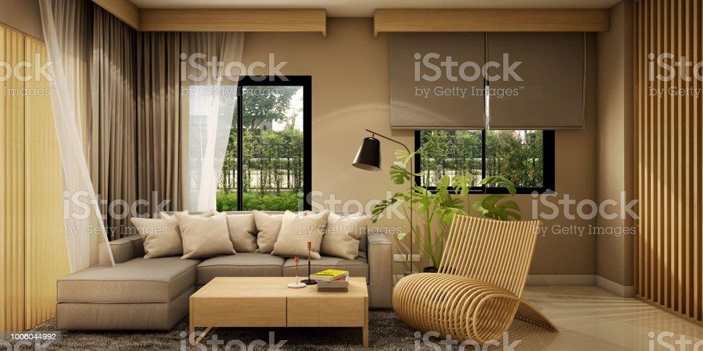 Moderne Salontafel Mat Wit.Interieur Design Moderne Woonkamer En Eethoek Met Tafel Houten Vloer