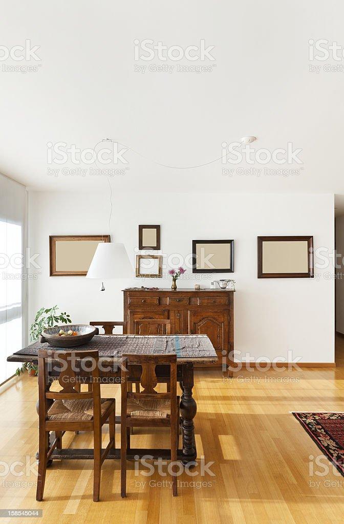 interior, ethnic furniture royalty-free stock photo