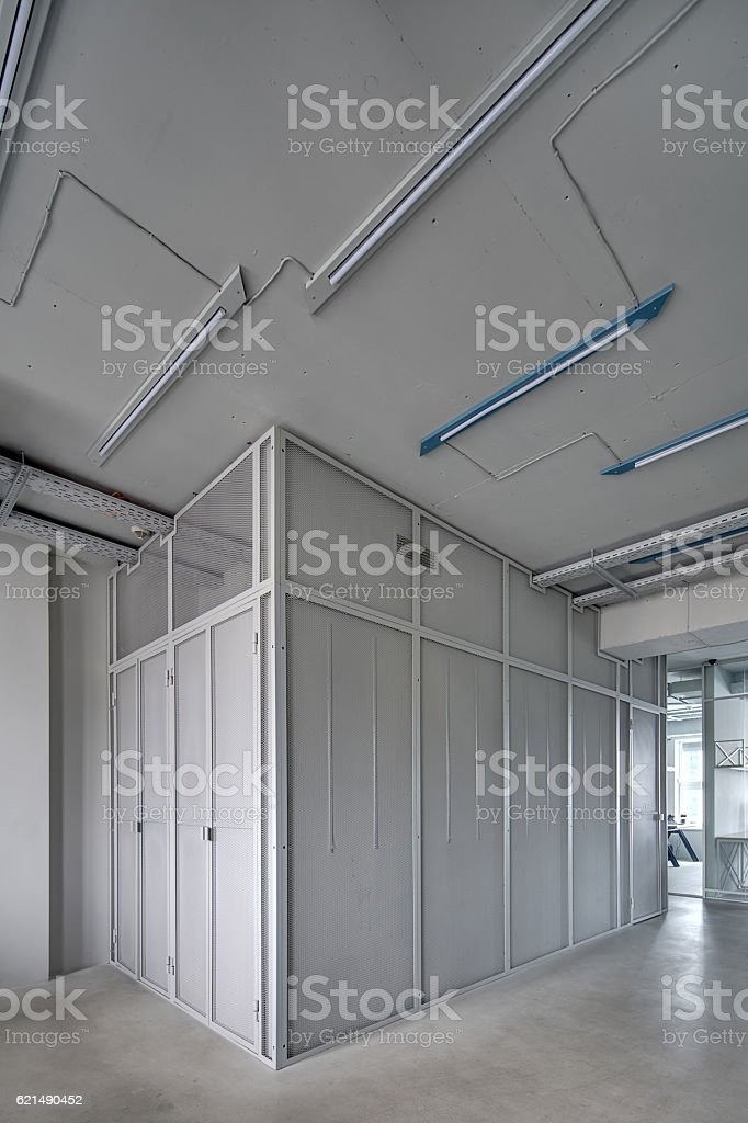Interior in loft style foto stock royalty-free